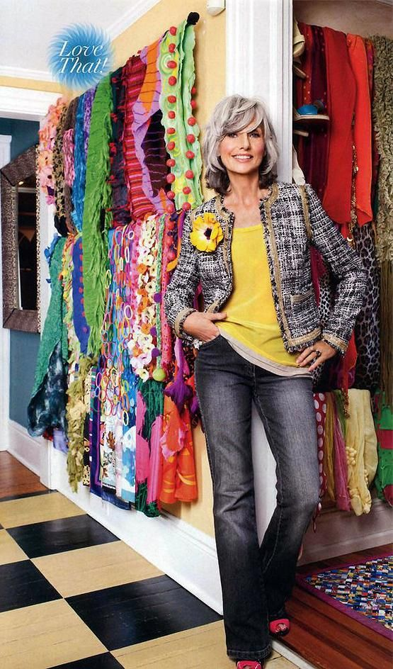 trendy style for women over 50