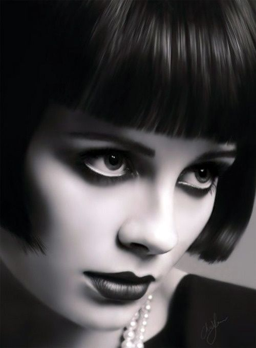 Short Bob with Bangs Hairstyles to Make You Look Cool and Classy vintage-vixen-short-bob-with-bangs