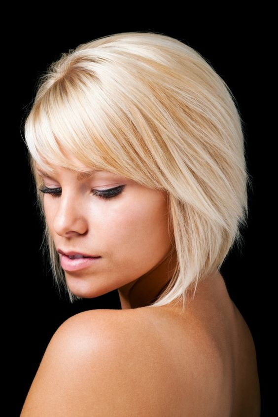 30 Beautiful Angled Hairstyles for Women Over 60 (Updated 2021) 03382d1f00d71ca75898e233b5b0db33