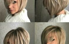 30 Beautiful Angled Hairstyles for Women Over 60 (Updated 2021)