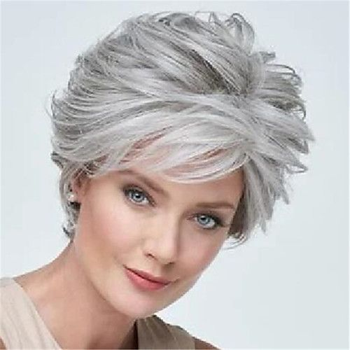 Here are 20 Best Short Haircuts for Straight Hair (Updated 2021) 80s-side-spike-haircut