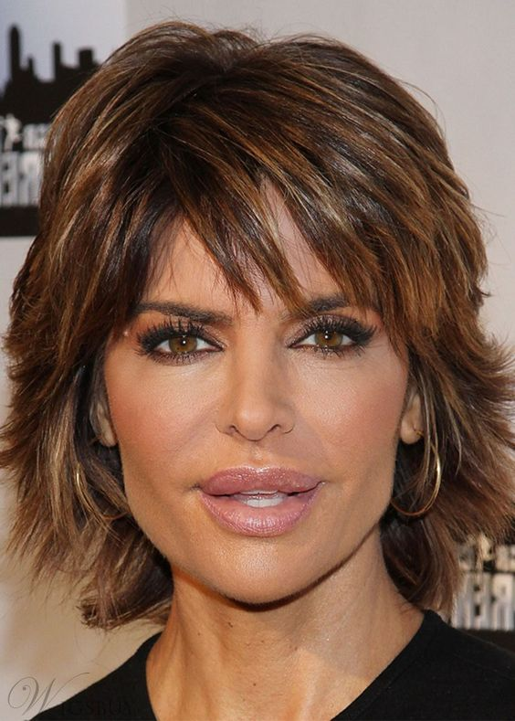 20 Greatest Layered Bob Hairstyles for Older Women (Updated in 2021) Layered-crop-hairstyle