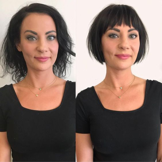 20 Greatest Layered Bob Hairstyles for Older Women (Updated in 2021) Short-edgy-hairstyle