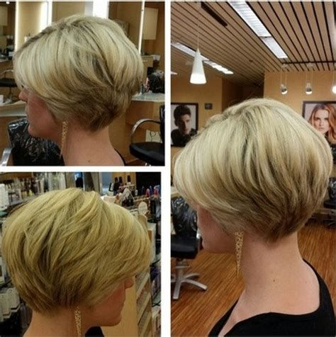 Classic Wedge Haircut For Older Women Short Hairstyles 2020
