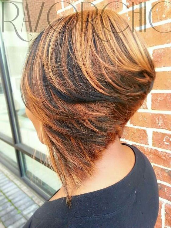 30 Beautiful Angled Hairstyles for Women Over 60 (Updated 2021) f3c06b9f787efb9aa5d99b494e91e506