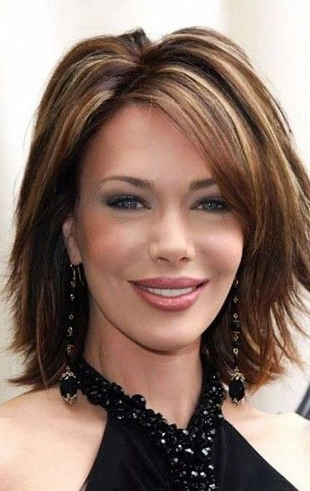 40 Best Shag Haircuts for Women over 50 That Is Easy To Try pretty-shag-haircut-for-older-women-1
