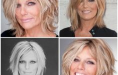 47 Best Shag Haircuts for Women over 50 That Is Easy To Try in 2021 rocker-shag-haircut-that-will-look-beautiful-with-women-over-50-235x150
