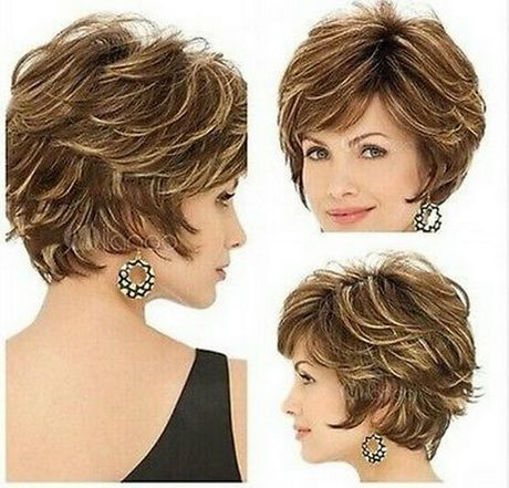 40 Best Shag Haircuts for Women over 50 That Is Easy To Try trendy-curly-shaggy-haircut-with-bangs-that-will-look-awesome-with-older-women-1