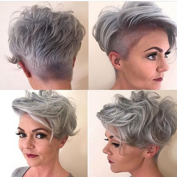 8 Fantastic Short Stacked Hairstyles unique-short-stacked-haircut-for-women-with-thick-hair