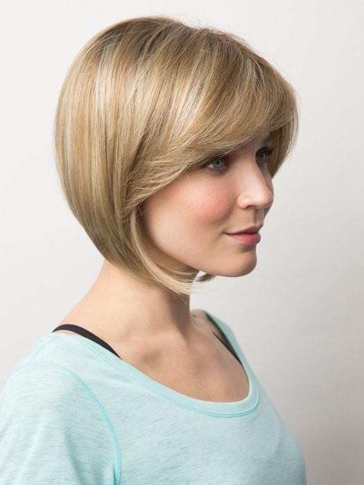 54 Awesome Short Layered Bob Hairstyles Ideas beautiful-textured-rounded-bob-hairstyle-for-women-with-thin-hair