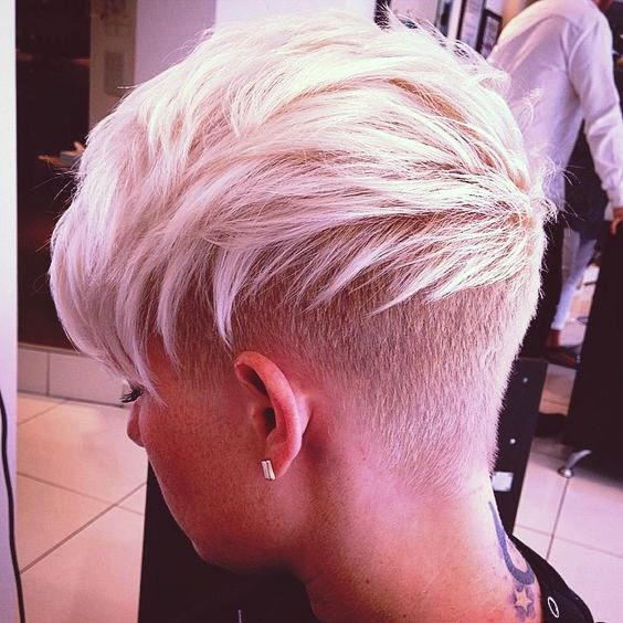 boyish pixie cut that will makes any women loking different