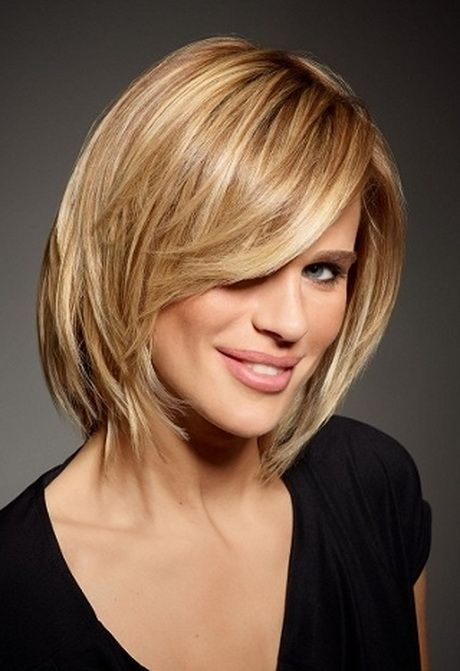 hottest bob haircut with soft a line