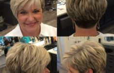 45 Wedge Haircuts for Women Over 50 for Those into Simple and Classic Appearance 149426867e7d2ce5b7ad62d6fcce5dbe-235x150