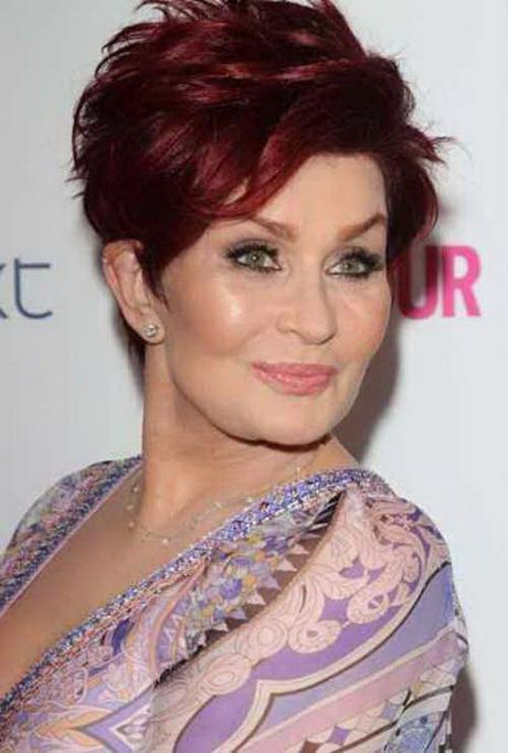45 Celebrity Short Hairstyles Over 60 That Could Make One Look Fresher and Younger 15055eb5e68106f8b6ba7b2584d8dd60