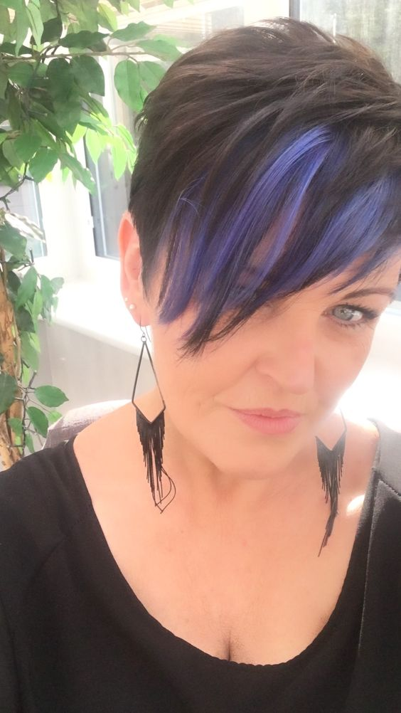 45 Short Haircuts for Women with Thinning Hair that Will Make You Look Fierce Yet Adorable 206f905a0ebc87f62a0020e4559f2690
