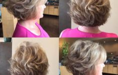 45 Celebrity Short Hairstyles Over 60 That Could Make One Look Fresher and Younger 24fc0e8be48ff983f703255753164826-235x150