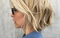 45 Short Shag Haircuts for Women Over 50 for Stylishness with Youthful Appearance 4094d16aa087a68c146589aa0d888c18-short-bob-hairstyles-blonde-hairstyles-235x150