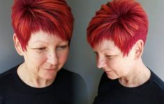 45 Short Haircuts for Women with Thinning Hair that Will Make You Look Fierce Yet Adorable 49d5a0810cc22629240066ebecbedeb5-235x150