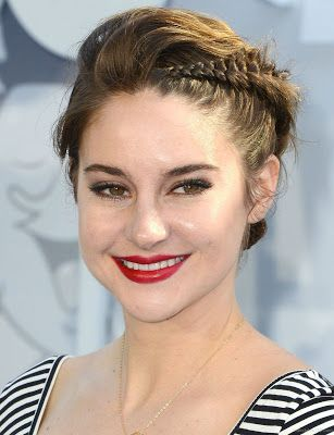 The Headband Dutch Braid Pixie Hairstyle