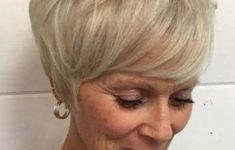 45 Wedge Haircuts for Women Over 50 for Those into Simple and Classic Appearance 6c5b413367b49976fb07038a7015af33-235x150
