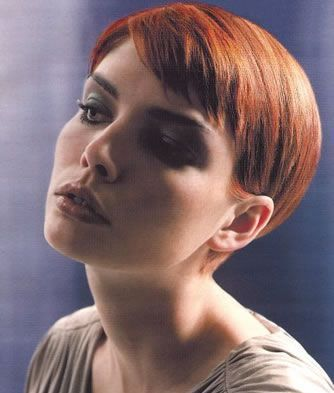 The Fiery Red Pixie Haircut for Fine Hair 3