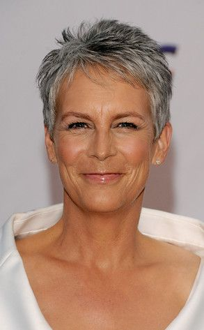 30 Pixie Haircuts for Women Over 50 that You Should Check (Updated 2021) Jamie-Lee-curtis-pixie