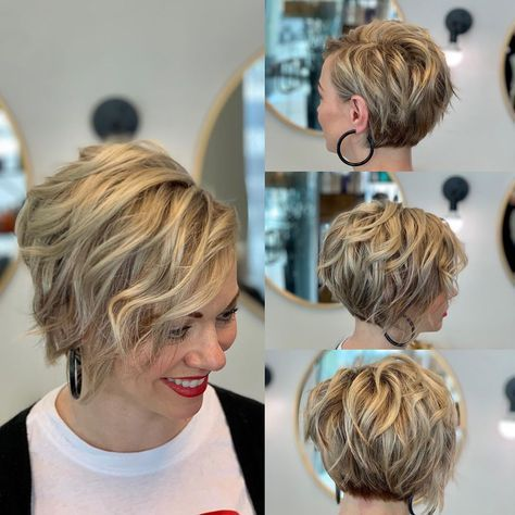 30 Pixie Haircuts for Women Over 50 that You Should Check (Updated 2021) Messy-pixie-bob