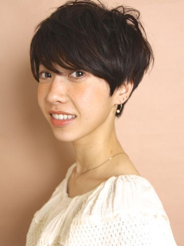 30 Pixie Haircuts for Women Over 50 that You Should Check (Updated 2021) Pixie-cut-korean-style