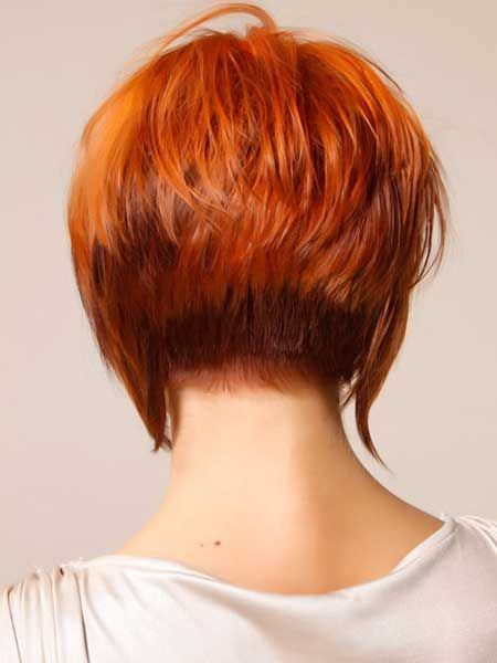 The Fiery Red Pixie Haircut for Fine Hair 4