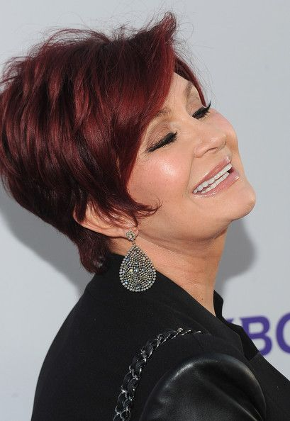 45 Celebrity Short Hairstyles Over 60 That Could Make One Look Fresher and Younger df3cf31e12898e1b0b3d9b9ed63bfdc0