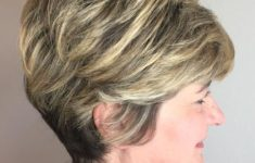 45 Wedge Haircuts for Women Over 50 for Those into Simple and Classic Appearance dfd395e344de6594466e00bb47b89212-235x150
