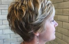 45 Wedge Haircuts for Women Over 50 for Those into Simple and Classic Appearance e8b1d9a54206a4b404ad612efe2722a7-235x150