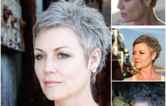 10 Awesome Celebrity Short Hairstyles Over 50 That You Could Try ef06fe057a8cfee2e71321a4dc82bb6a-235x150