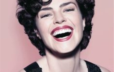50 Most Gorgeous Short Curly Haircuts for Women over 50 049b9a68ca55281365df2b74fa92dbf0-235x150