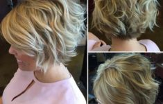40 Stacked Hairstyles for Short Thick Hair Round Faces to Flatter Your Look Even More 2562ea8f00ea39fcb8b105d4be226876-235x150