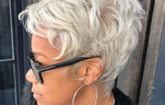 40 Short Haircuts for Older African American Women to Look Graceful and Beautiful 3a445873428230ce1c7b221eee12c244-235x150