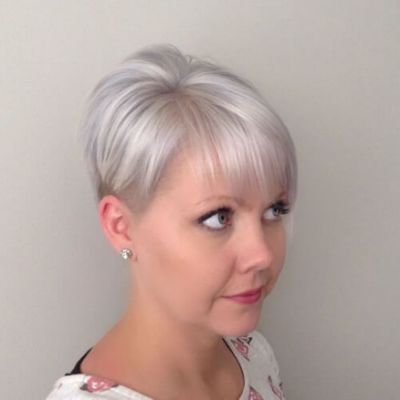 feathered pixie with undercut 2  short hairstyles 2020