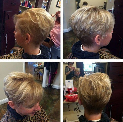 50 Top Short Sassy Haircuts for Women over 50 4873de665ec8f6d965fb8ec915aa1ffa