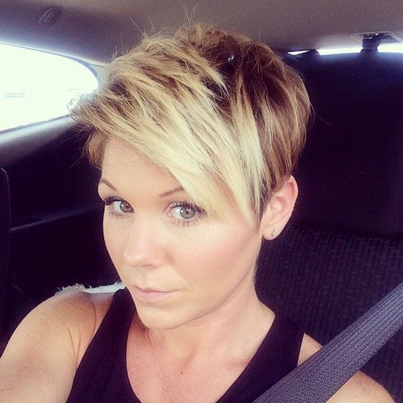 50 Best Pixie Haircuts For Women Over 40 5352bc6c5621841a9d5d3612e46769eb