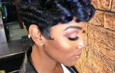 40 Short Haircuts for Older African American Women to Look Graceful and Beautiful 56faa89748afa0b6329a687e825d5e00-235x150
