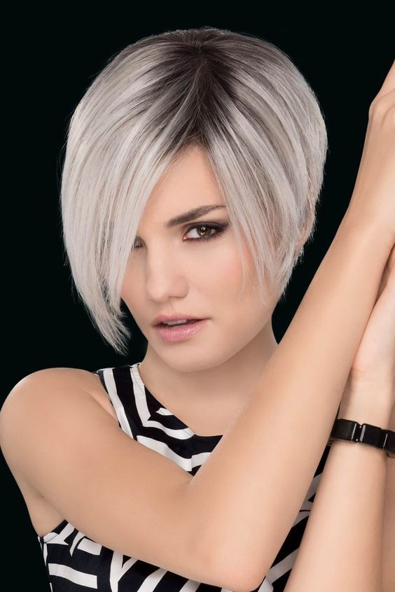 Trendy Straight and Fun Haircut 1