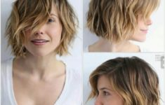 40 Stacked Hairstyles for Short Thin Hair Round Faces to Make You Look More Likeable 61ca44f0a0f7e85893e8134cdccb0b7f-235x150
