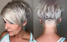 50 Gorgeous Wedge Haircuts for Women over 60 That You Can't Miss 7ecac7d2ab751a386530f3d614af7a4c-235x150