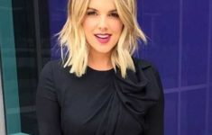 40 Stacked Hairstyles for Short Thin Hair Round Faces to Make You Look More Likeable