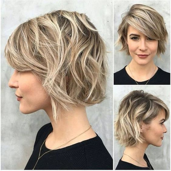 Textured Highlighted Stacked Cut 3