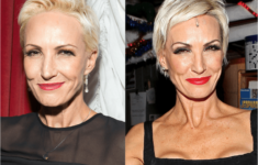 10 Prettiest Pixie Haircuts for Women over 60 Amra-Faye-Wright-56a087693df78cafdaa2765e-235x150