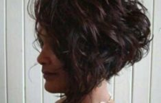 50 Beautiful Short Wedge Haircuts For Over 40 Women (Updated 2021) Dream-Curly-Short-Hair-235x150