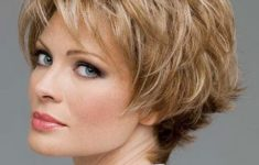 50 Gorgeous Wedge Haircuts for Women over 60 That You Can't Miss Short-Haircut-For-Older-Women-235x150
