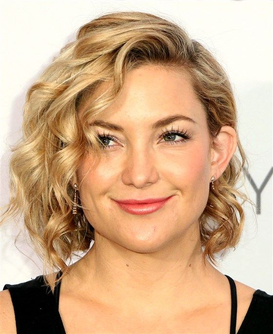 90 Gorgeous Short Curly Hairstyles for Women Over 50 (Updated 2021) Uneven-layered-haircut