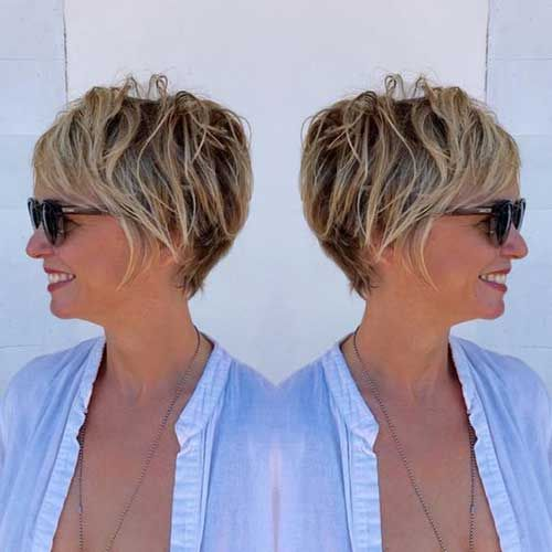 Feathery Fringe 3 b7ede915d223c7d9615ddabaa0f38616-pixie-hairstyles-for-older-women-layered-bob-hairstyles